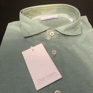Gran Sasso Button Up